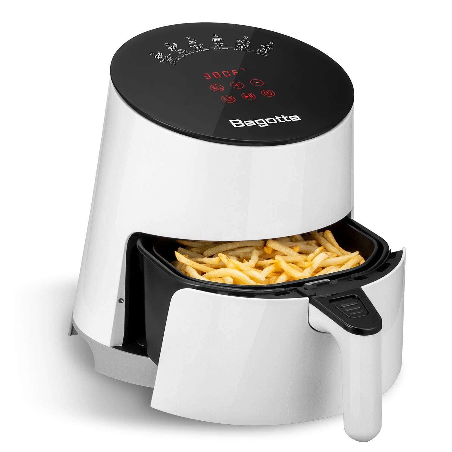 US 5QT Bagotte Air Fryer